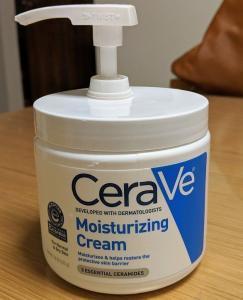 CeraVe Moisturizing Cream(セラヴィモイスチャライジングクリーム)