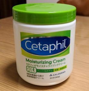 Cetaphil Moisturizing Cream(セタフィルモイスチャライジングクリーム)