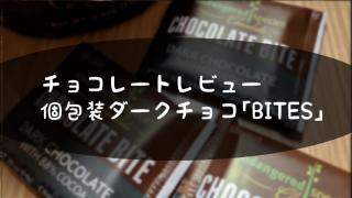 iHerbレビュー「Endangered Species Chocolate」社の「Extreme Dark Chocolate Bites(エクストリームダークチョコレートバイツ)」