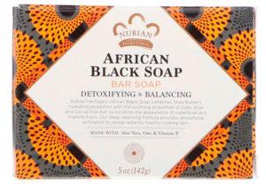 アイハーブおすすめ商品「Nubian Heritageのアフリカンブラックソープ」