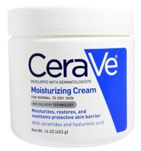 CeraVeモイスチャライジングクリーム