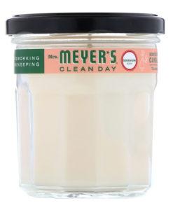アイハーブおすすめ商品「Mrs. Meyersのアロマキャンドル」