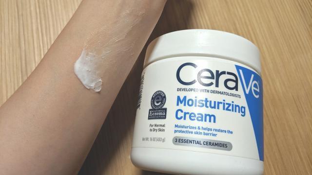 CeraVe Moisturizing Creamの使用感