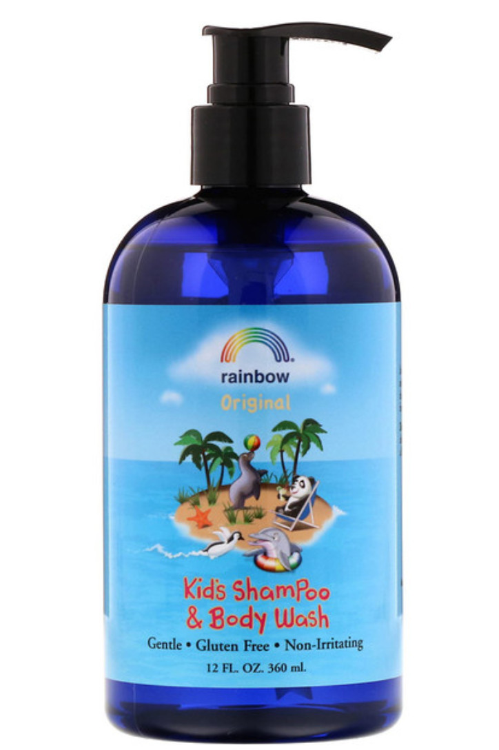 Rainbow Research, Kids Shampoo & Body Wash